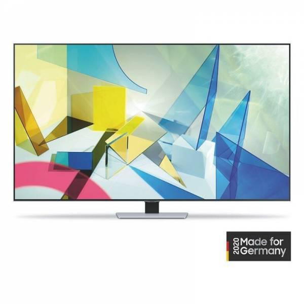 Samsung Fernseher Front Schwarz (GQ75Q87TGTXZG)