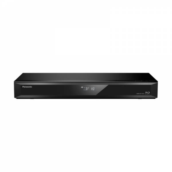 Panasonic Blu-ray Player Front Schwarz (DMR-BST760)