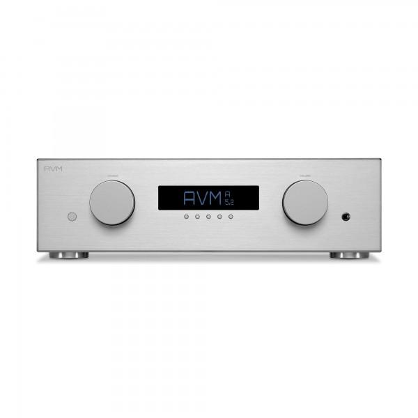 AVM Evolution A 5.2 Silber Front