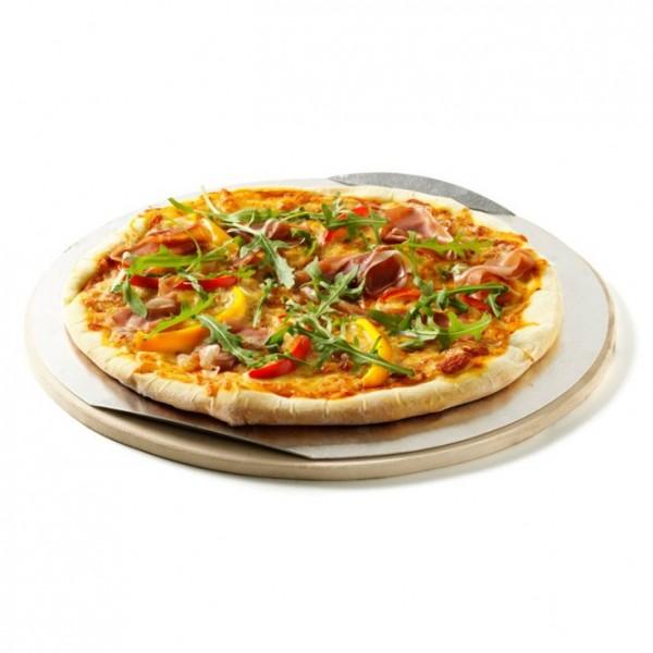 Pizzastein, rund, Ø 36,5 cm