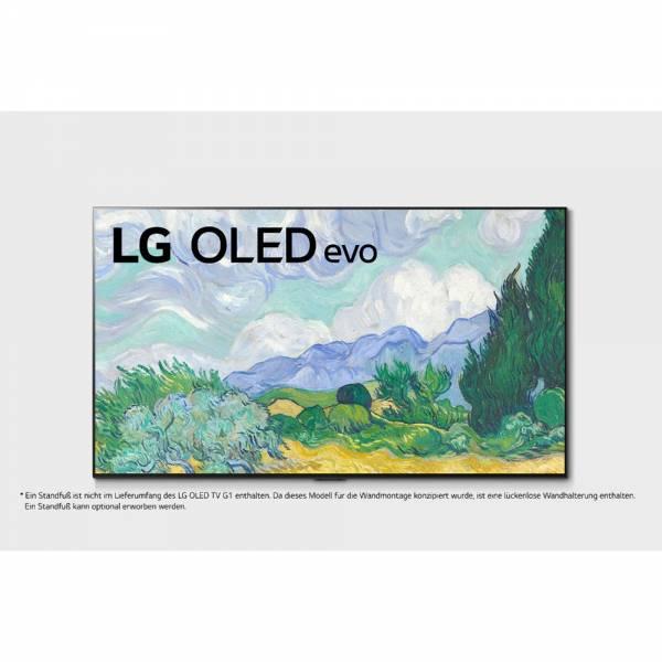 LG OLED55G19LA OLED-TV Front
