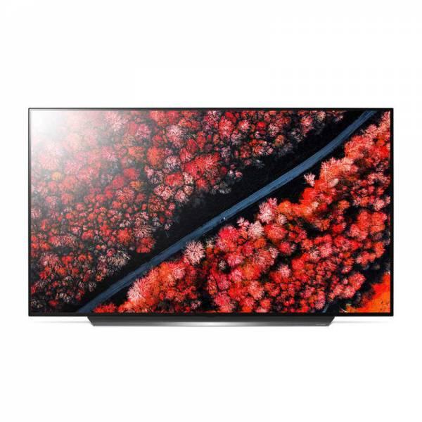 LG Fernseher Front Schwarz (OLED65C98)