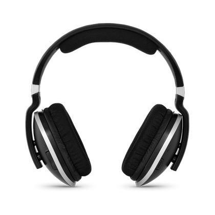 StereoMan 2 schwarz/silber (Stereo Kopfhörer)