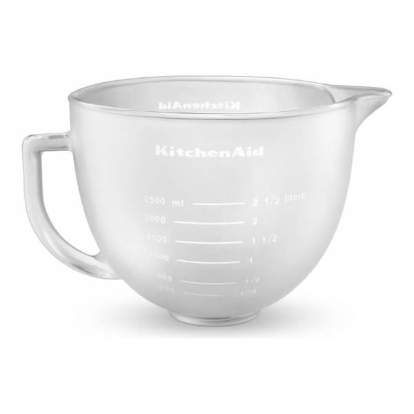 KitchenAid 5K5GBF Milchglas 4,8L Glasrührschüssel 1