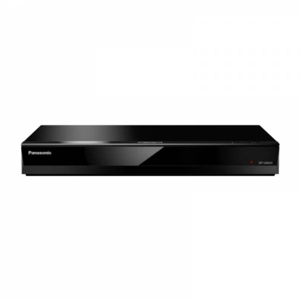 Panasonic Blu-ray Player Front Schwarz (DP-UB424)