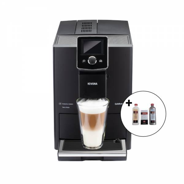 CafeRomatica NICR 820 incl. Reinigungset (Kaffeevollautomat)