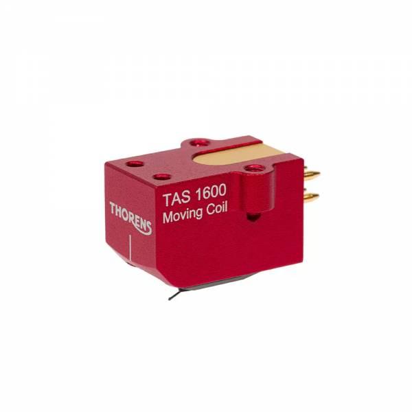 Thorens TAS1600 MC tonabnehmer rot abgewinkelt