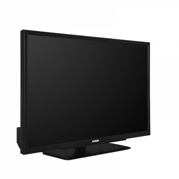 Kendo Fernseher Abgewinkelt Schwarz (40-LED-5191-B)